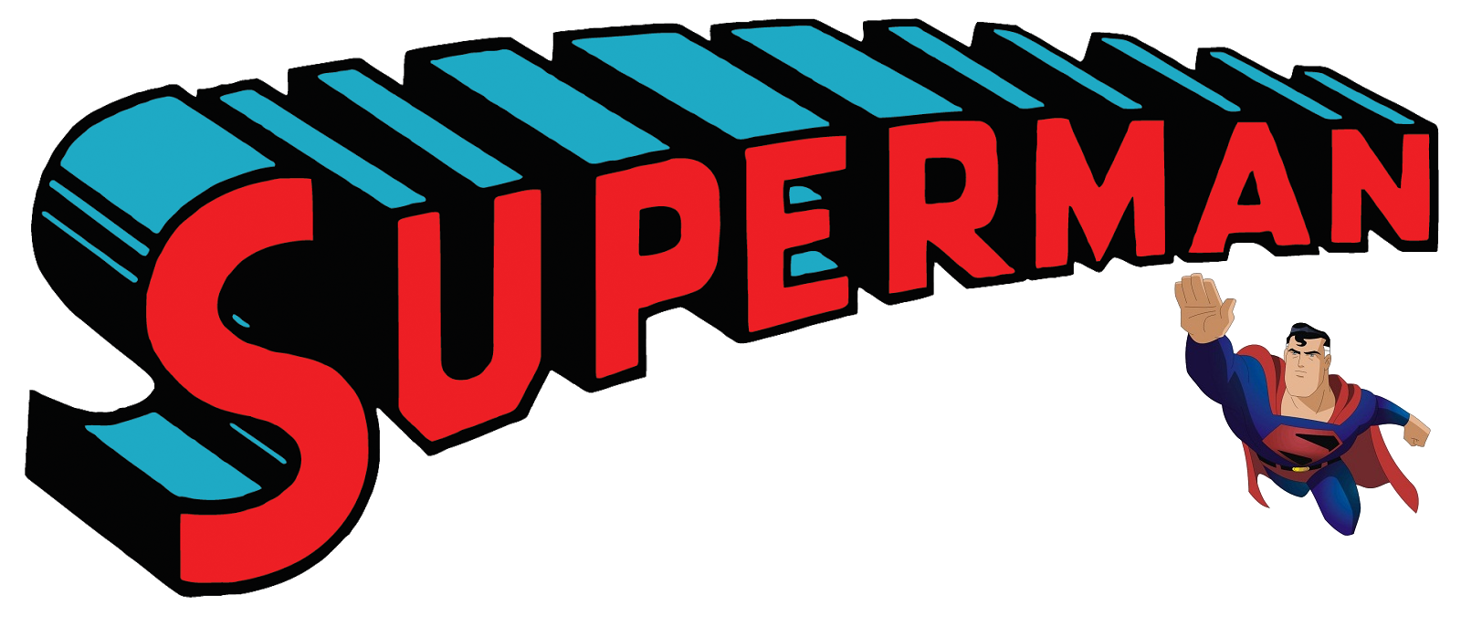 superman_classic_logo__vector__by_bean525-d68btk7_Transparent